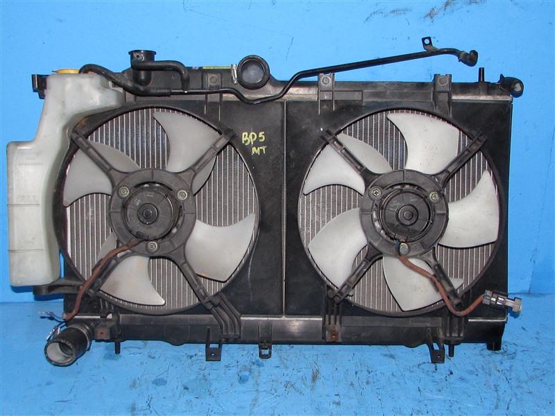 Радиатор основной Subaru Legacy BL5 (б/у)