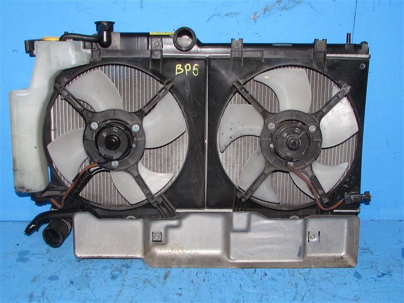 Диффузор радиатора Subaru Legacy BL5 (б/у)