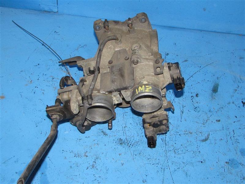 Дроссельная заслонка Toyota Estima MCR30 1MZFE 2000 (б/у)