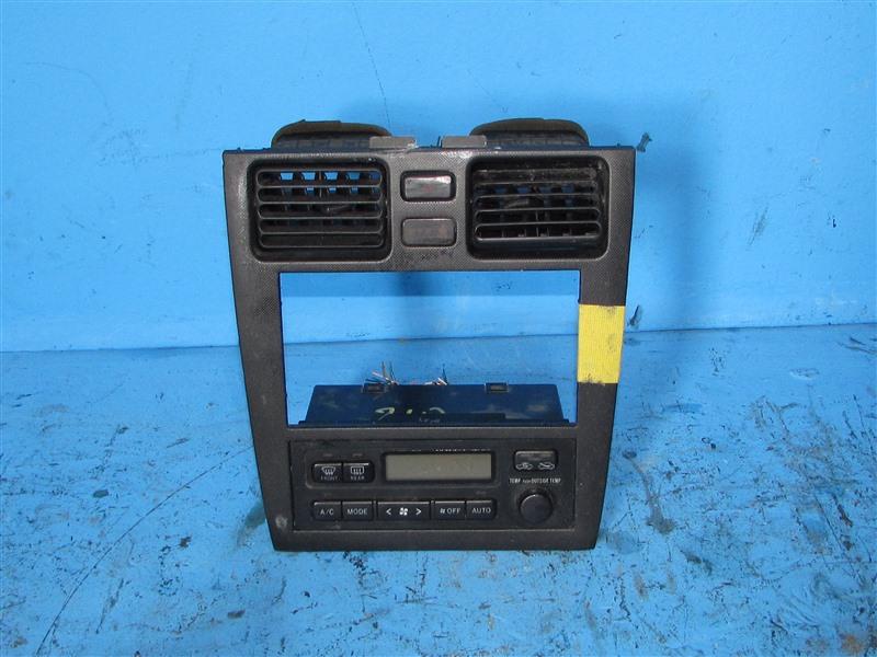Блок климат-контроля Toyota Caldina ST215 3SFE 1997 (б/у)