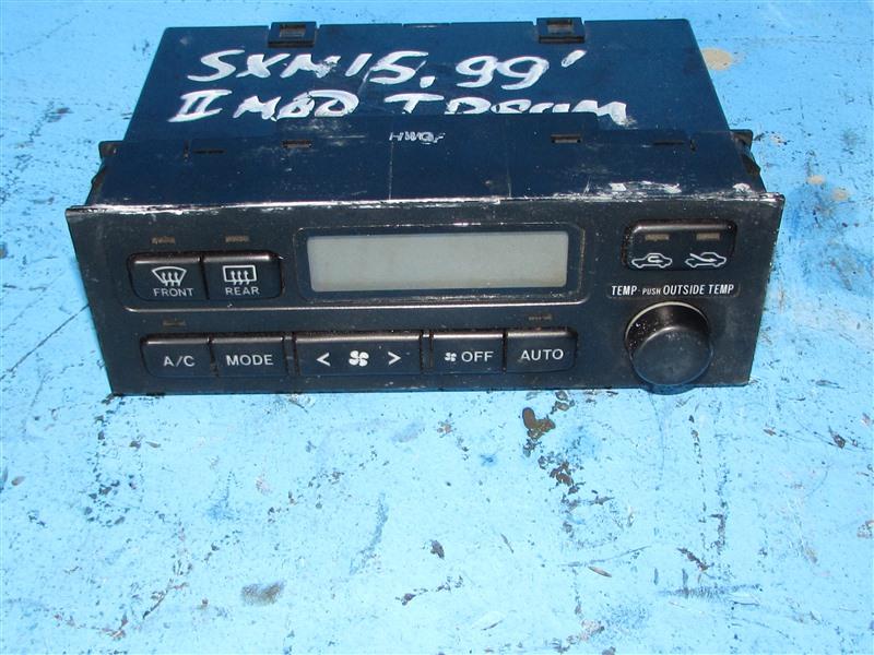 Блок климат-контроля Toyota Ipsum SXM10 3SFE 1997 (б/у)