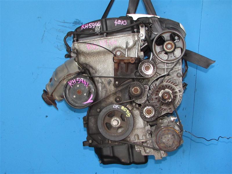 Двигатель Mitsubishi Asx GA3W 4B10 (б/у)