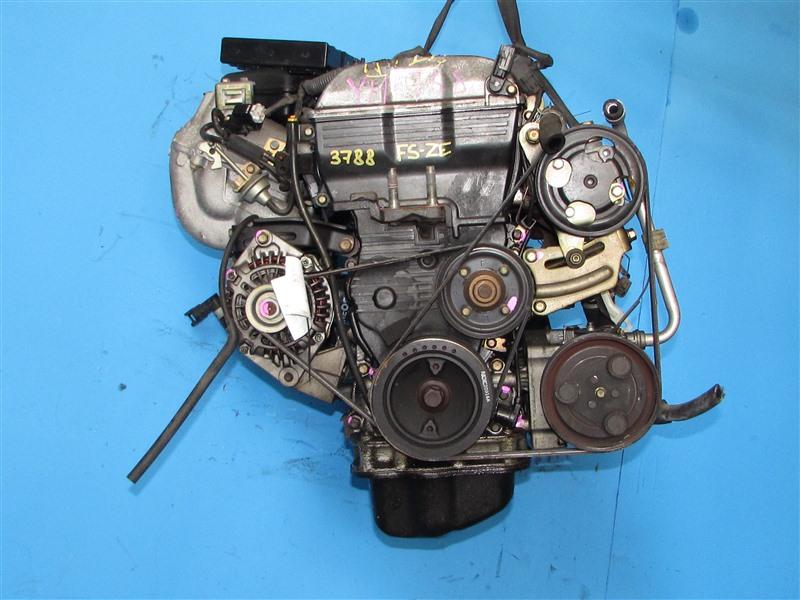 Двигатель Mazda Familia BJFP FSZE (б/у)