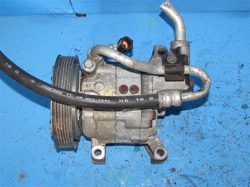 Компрессор кондиционера Nissan Primera QP12 QG18DE (б/у)