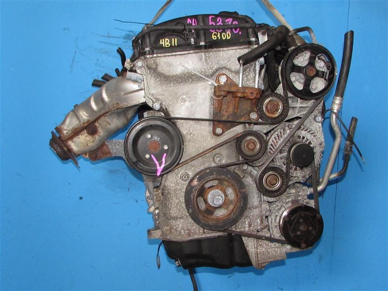 Двигатель Mitsubishi Asx GA2W 4B11 (б/у)