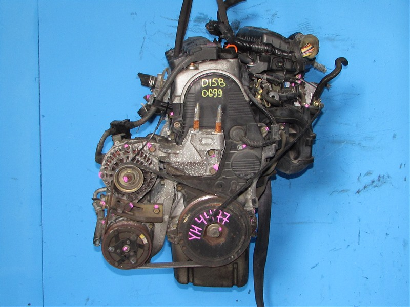 Двигатель Honda Civic EU1 D15B (б/у)