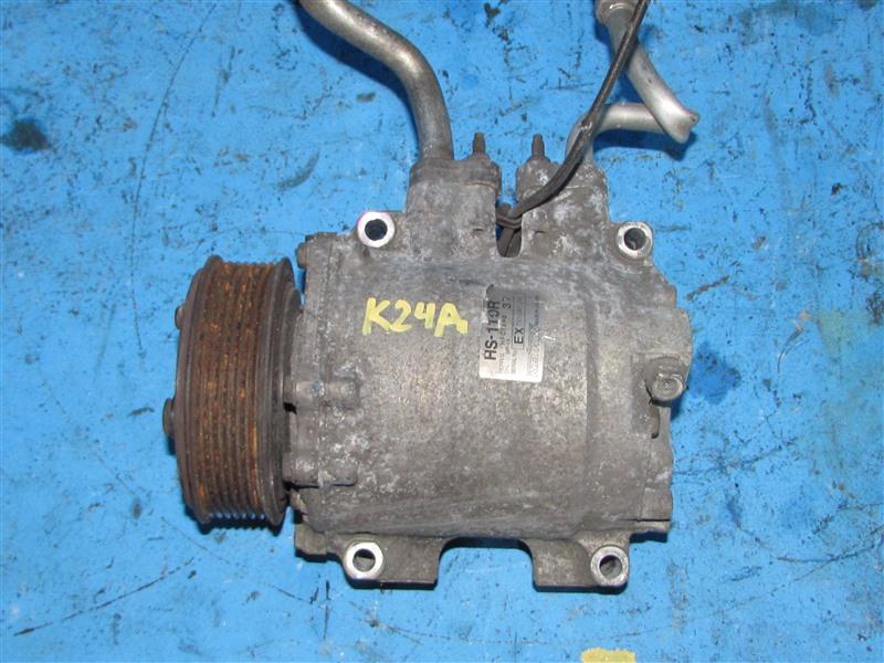 Компрессор кондиционера Honda Accord CL9 K24A (б/у)