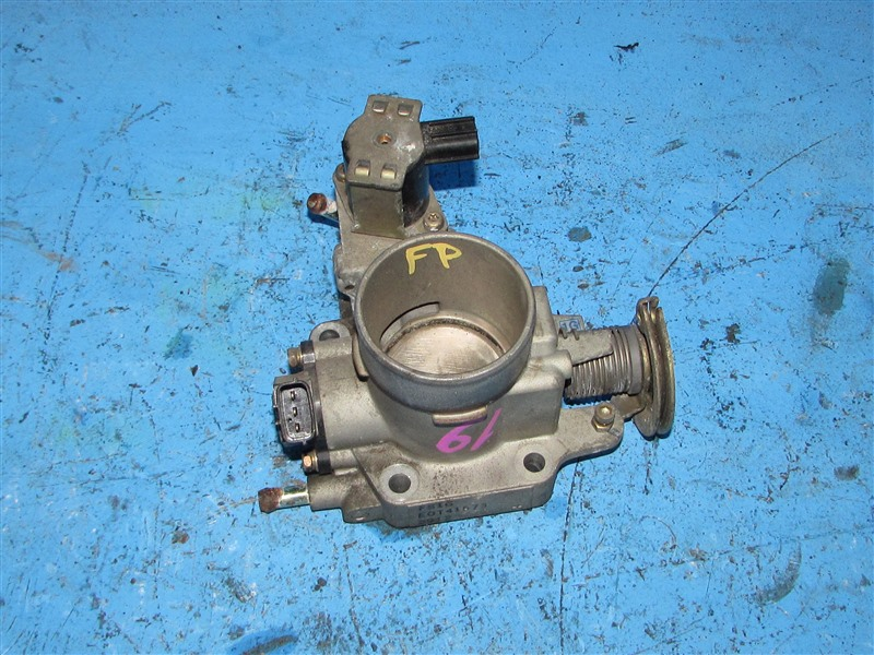 Дроссельная заслонка Mazda Capella GF8P FPDE (б/у)