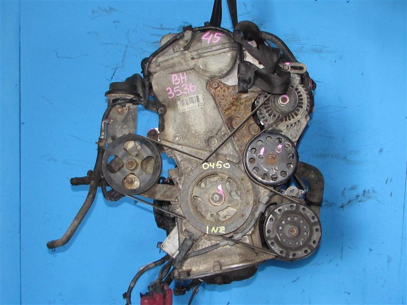 Двигатель Toyota Funcargo NCP21 1NZFE (б/у)