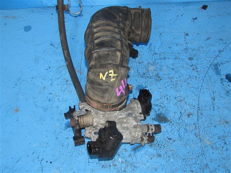 Дроссельная заслонка Toyota Funcargo NCP21 1NZFE (б/у)