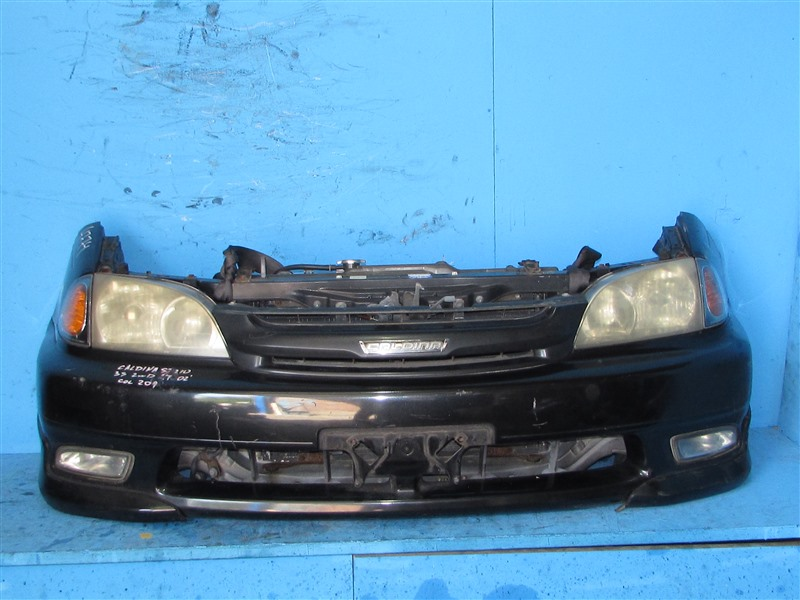 Nose cut Toyota Caldina ST210 3SFE 01.2000 (б/у)
