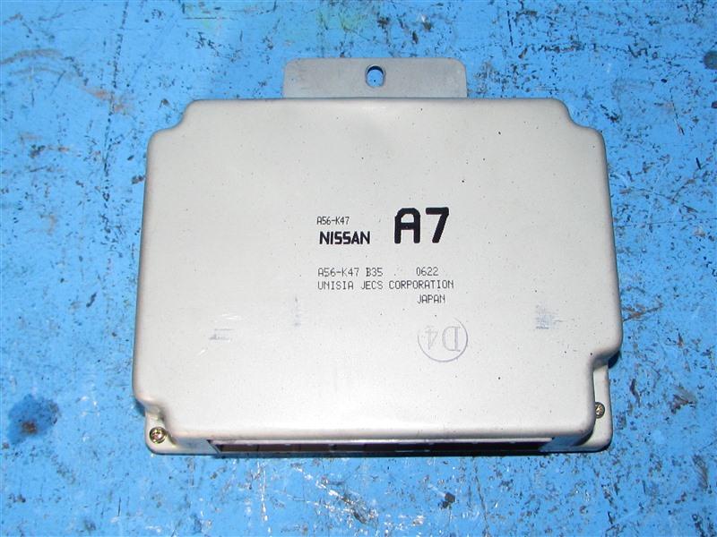 Блок efi Nissan Sunny B15 QG15DE (б/у)