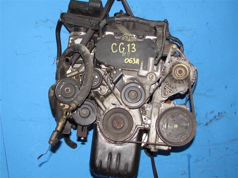 Двигатель Nissan Cube AZ10 CG13DE (б/у)