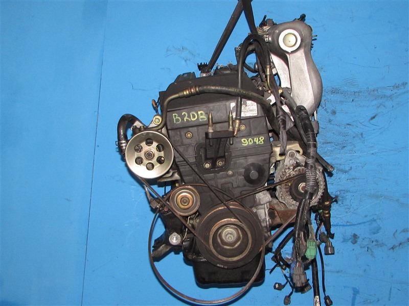 Двигатель Honda Step Wagon RF1 B20B (б/у)
