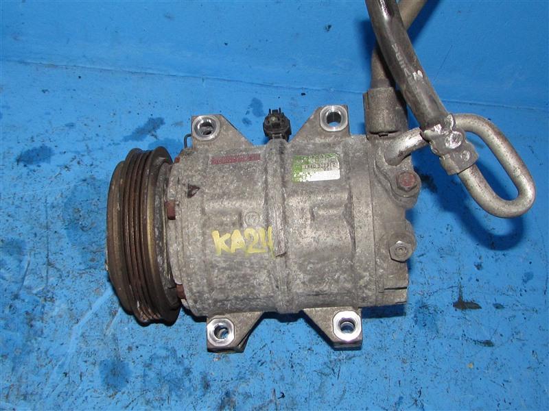Компрессор кондиционера Nissan Presage U30 KA24DE (б/у)