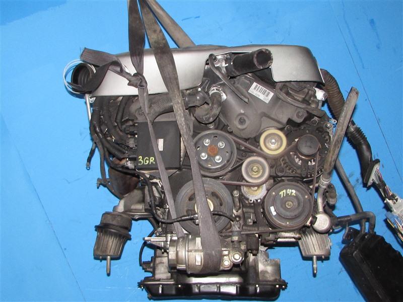 Двигатель Toyota Gs300 GRS182 3GR-FSE (б/у)