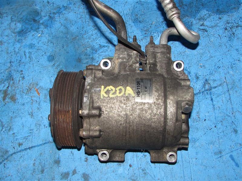 Компрессор кондиционера Honda Accord CL7 K20A (б/у)