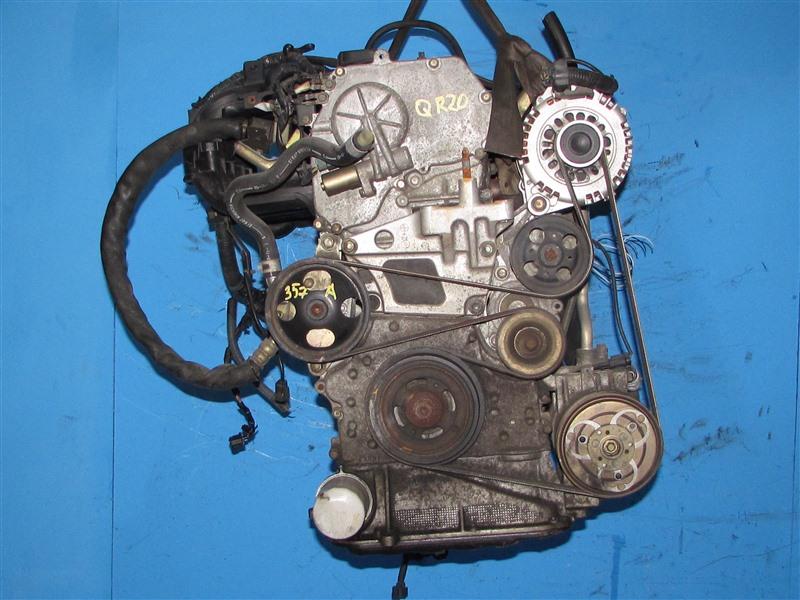 Двигатель Nissan X-Trail NT30 QR20DE (б/у)