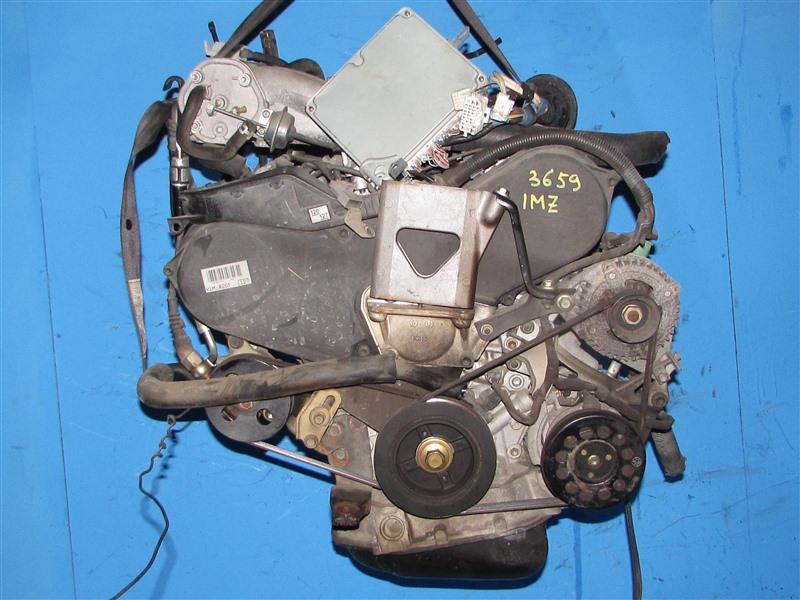 Двигатель Toyota Estima MCR40 1MZFE (б/у)