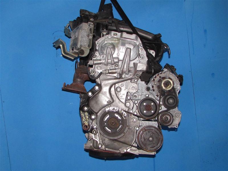 Двигатель Nissan Qashqai C26 MR20DD (б/у)