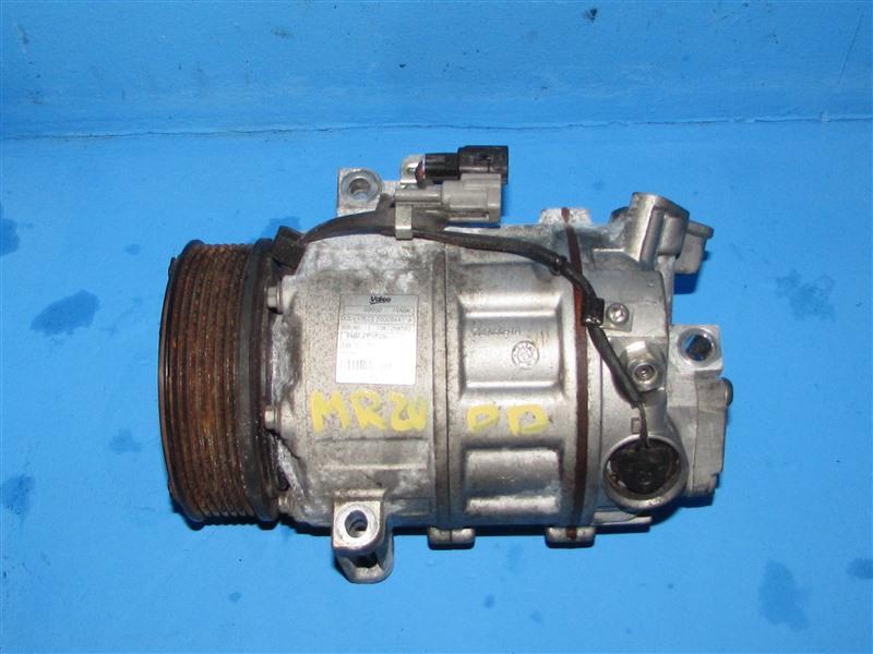 Компрессор кондиционера Nissan Qashqai C26 MR20DD (б/у)