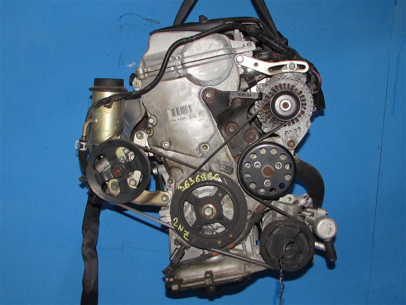 Двигатель Toyota Funcargo NCP20 2NZFE (б/у)