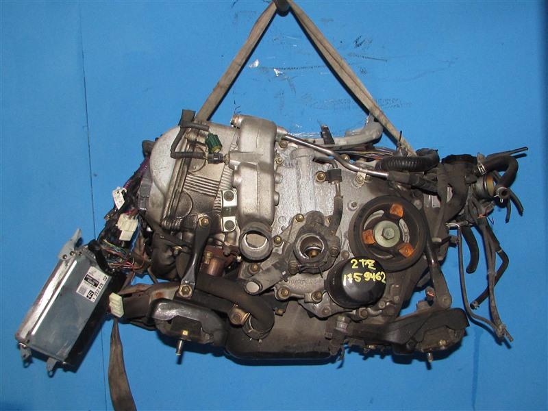 Двигатель Toyota Estima Emina TCR20 2TZ-FZE (б/у)