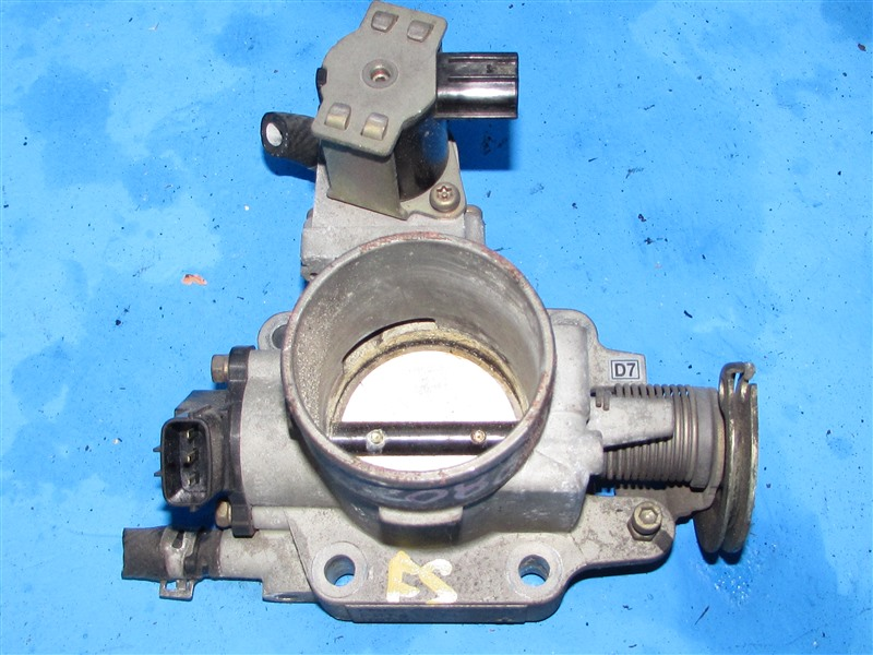 Дроссельная заслонка Mazda Mpv LWEW FS (б/у)
