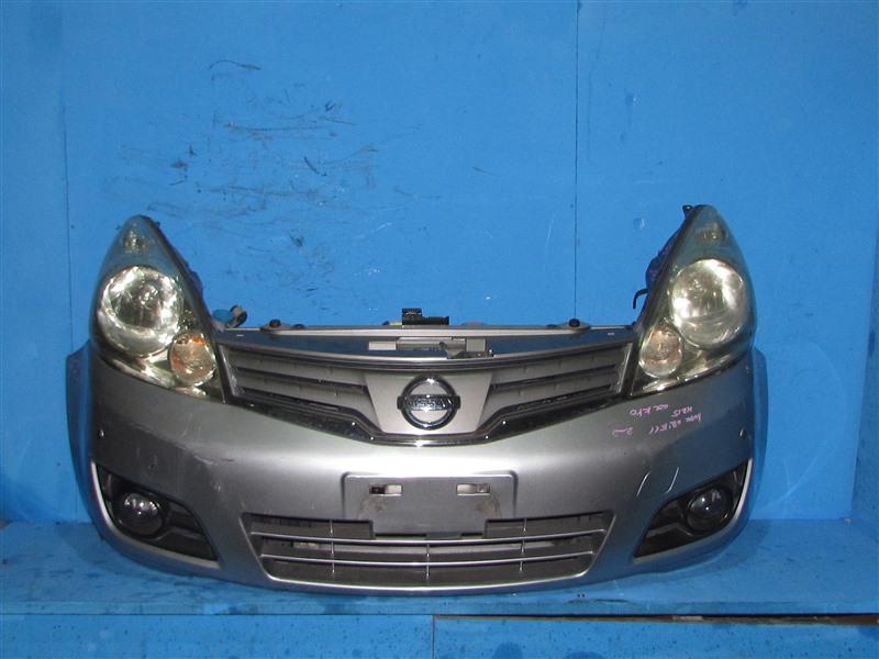 Nose cut Nissan Note E11 HR15DE 2008 (б/у)