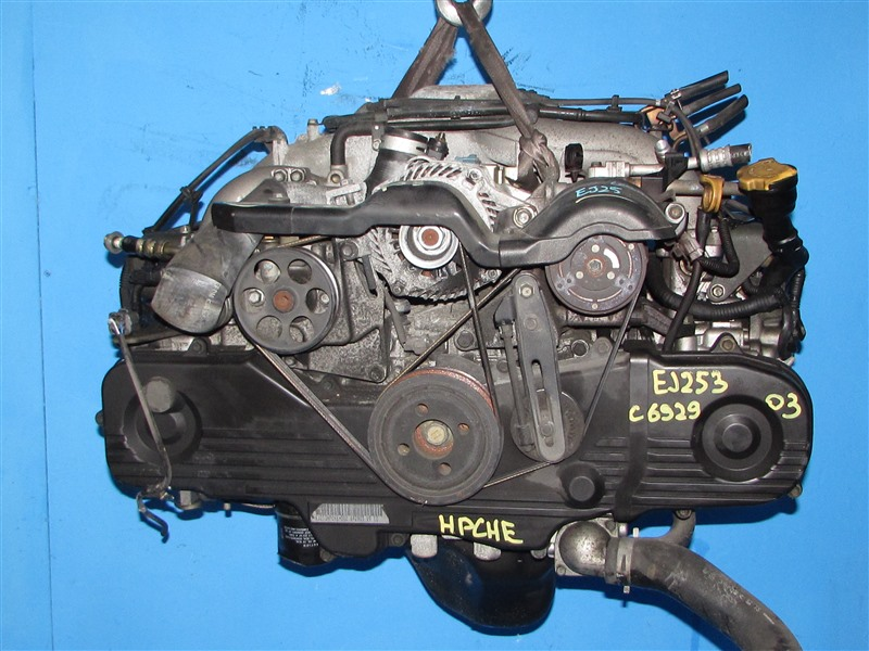 Двигатель Subaru Outback BP9 EJ253 (б/у)