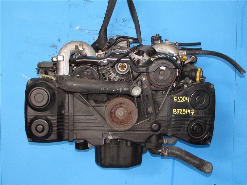 Двигатель Subaru Legacy BE5 EJ204 (б/у)