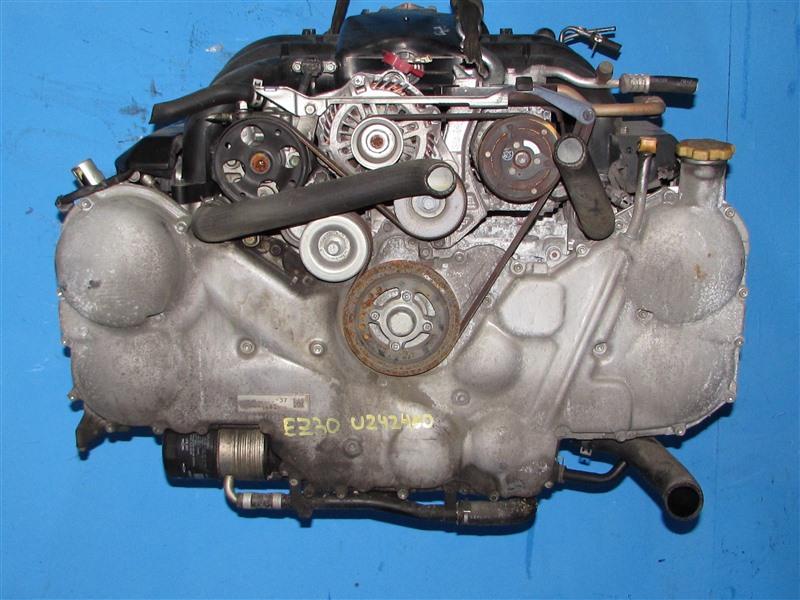 Двигатель Subaru Legacy BLE EZ30 (б/у)