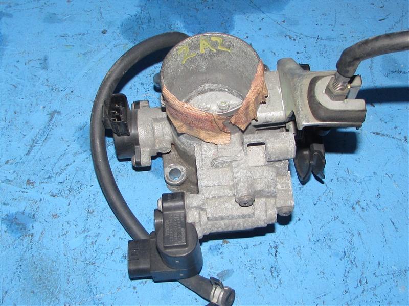 Дроссельная заслонка Toyota Estima ACR30 2AZFE (б/у)