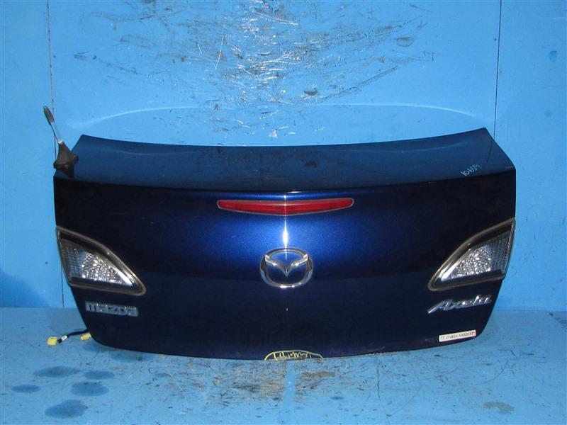 Крышка багажника Mazda Axella BL6FJ Z6 (б/у)