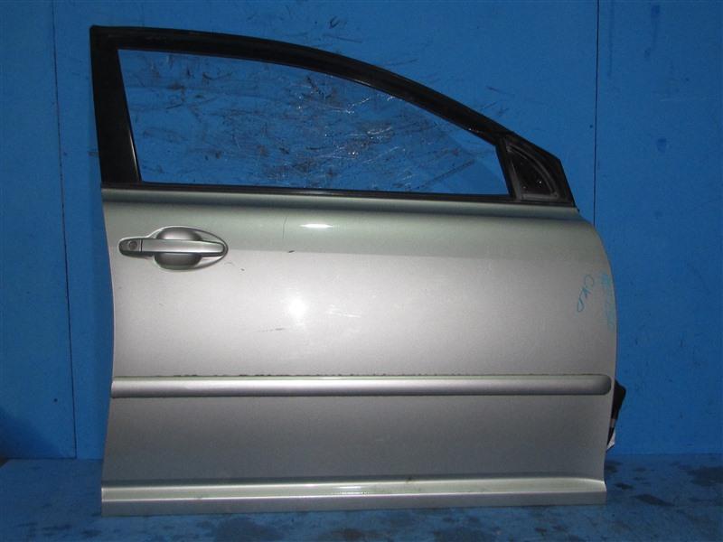Дверь Toyota Avensis AZT250 1AZFSE передняя правая (б/у)