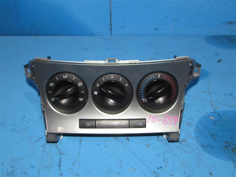 Блок климат-контроля Mazda Axella BL6FJ Z6 (б/у)