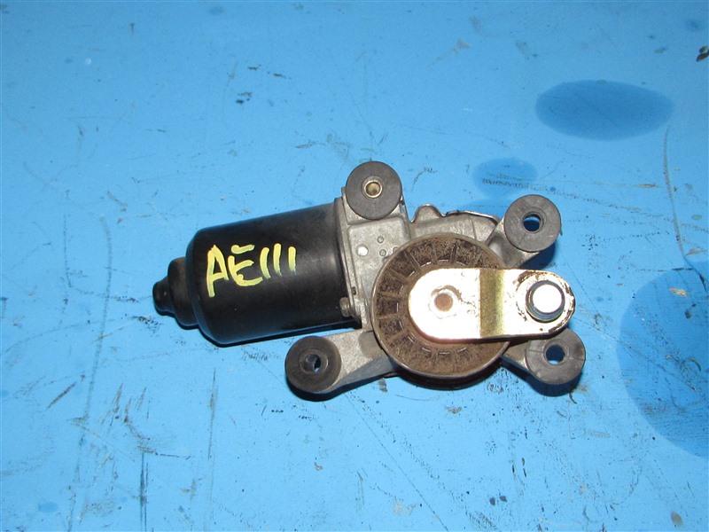 Механизм стеклоочистителя Toyota Sprinter Carib AE111 4AFE (б/у)