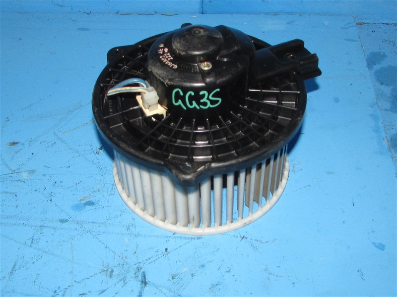 Мотор печки Mazda Atenza GG3S (б/у)