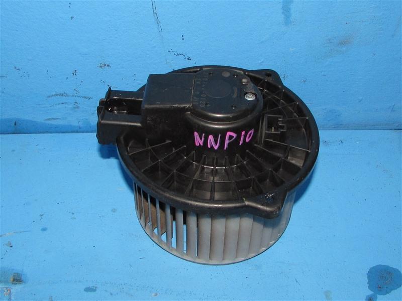 Мотор печки Toyota Porte NNP10 (б/у)