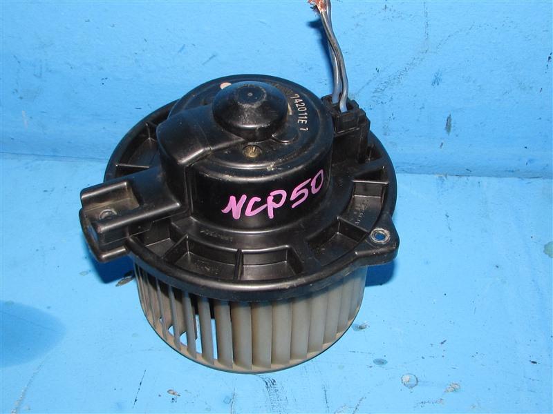 Мотор печки Toyota Probox NCP50 (б/у)