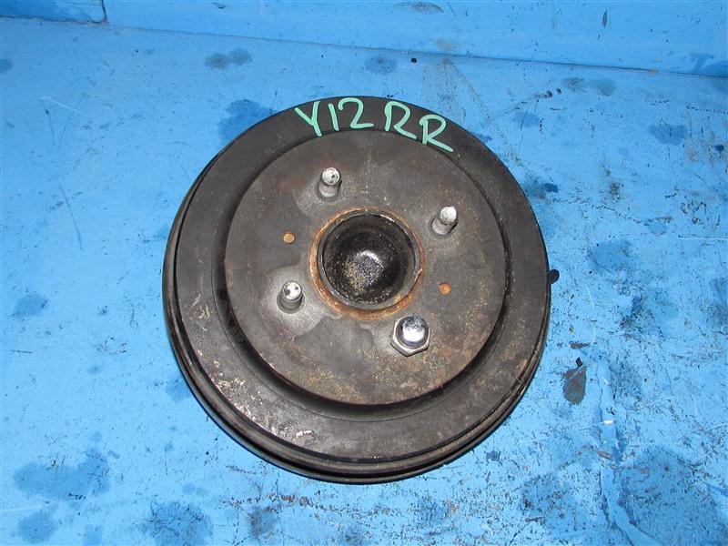 Ступица Nissan Wingroad JY12 задняя правая (б/у)
