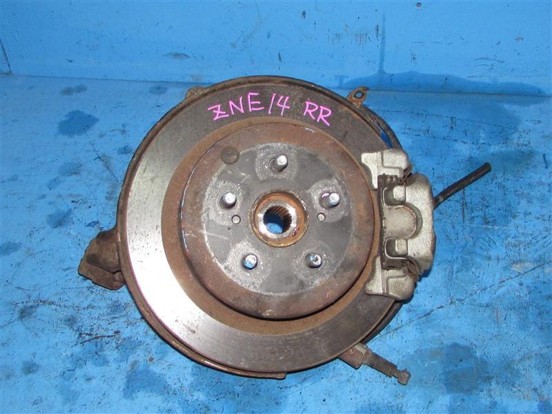 Ступица Toyota Wish ZNE14 задняя правая (б/у)