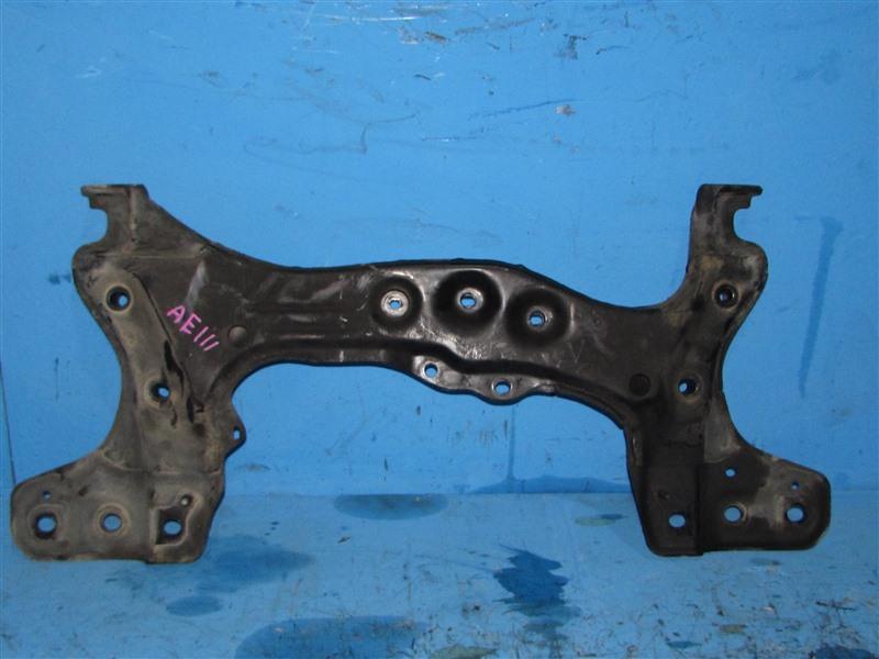 Балка под двс Toyota Sprinter Carib AE111 4AFE (б/у)