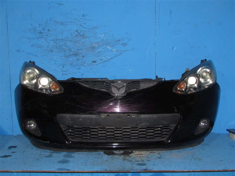 Nose cut Mazda Demio DE3FS 2007 (б/у)
