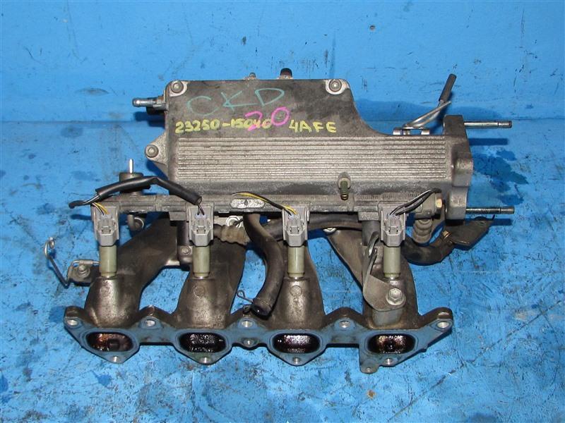 Форсунки комплект Toyota Sprinter Carib AE111 4AFE (б/у)