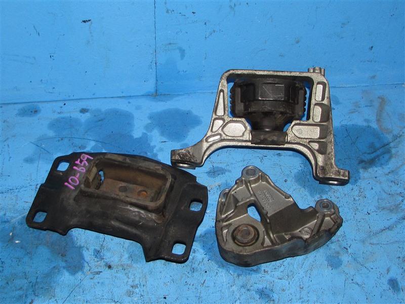 Подушка двигателя Mazda Axella BL6FJ Z6 (б/у)