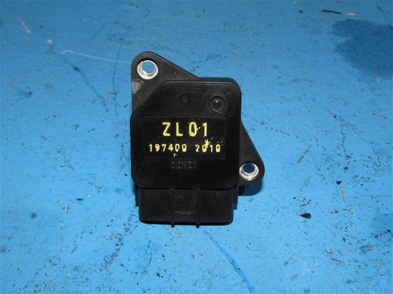 Датчик расхода воздуха Mazda Axella BL6FJ Z6 (б/у)