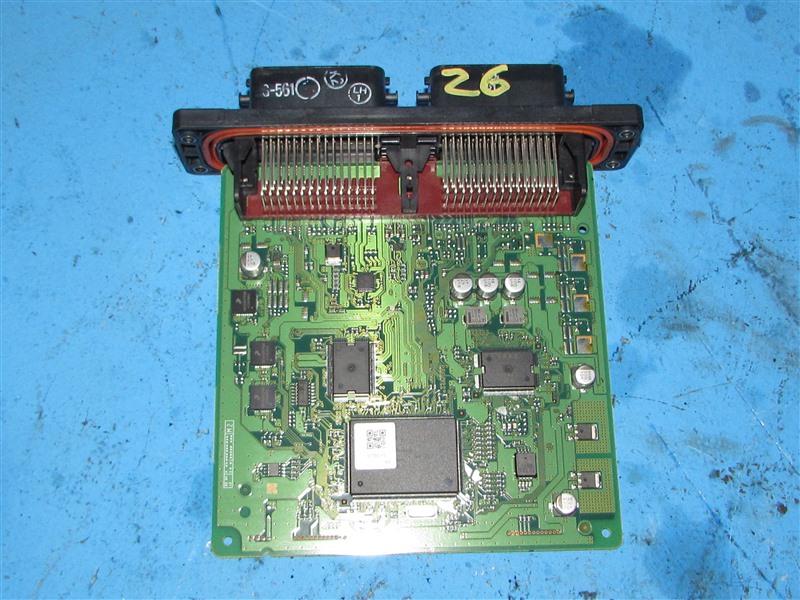 Блок efi Mazda Axella BL6FJ Z6 (б/у)