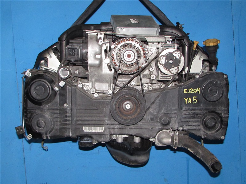 Двигатель Subaru Forester SH5 EJ204 (б/у)