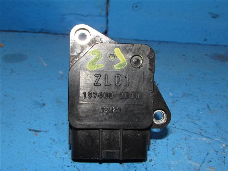 Датчик расхода воздуха Mazda Demio DE3FS ZJ (б/у)